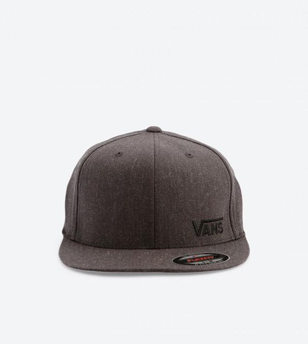 6898fa8f28e Vans Splitz Cap - Grey VACFKCHH