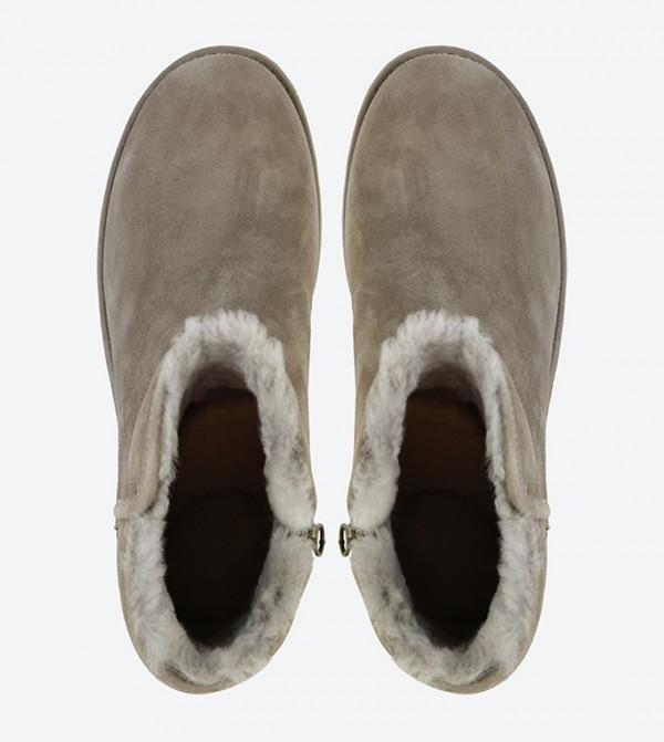0d712f371db Abree Mini Boots - Grey