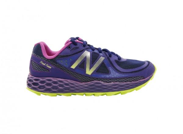 Thier Purple Sneakers